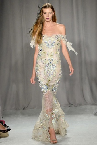 Marchesa | Spring/Summer 2014