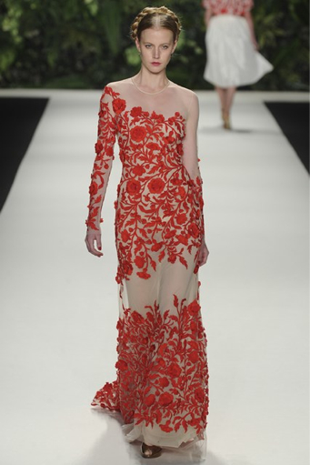 Naeem Khan Spring Summer 2014   New York Fashion Week