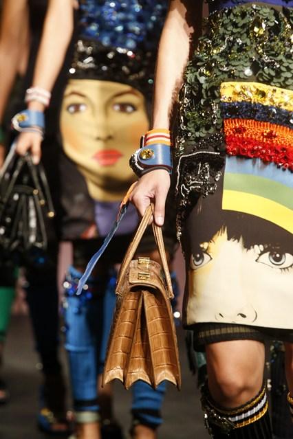 Prada Spring Summer 2014 | Milan Fashion Week