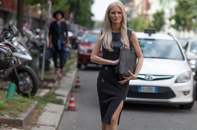 Street Style | Milan Fashion Week Spring 2014