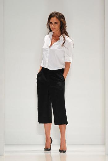 The Crisp White Shirt | New York Fashion Week Spring 2014 | STYLE ...