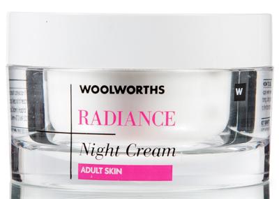 Radiance Night Cream R210.00