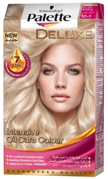 Schwarzkopf Palette Deluxe - Silver Blonde