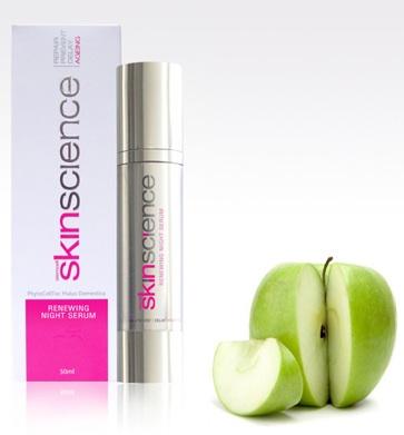 Skin Science - Renewing Night Serum