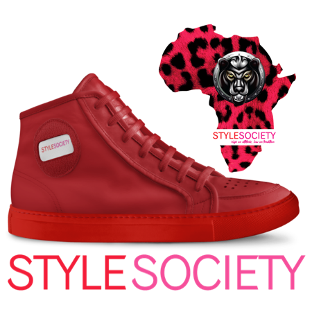 StyleSociety High Top Sneaker