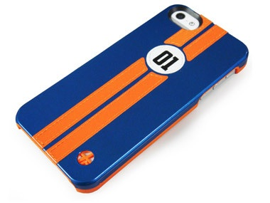 Trexta Retro Racer Snap on Cover for iPhone 5