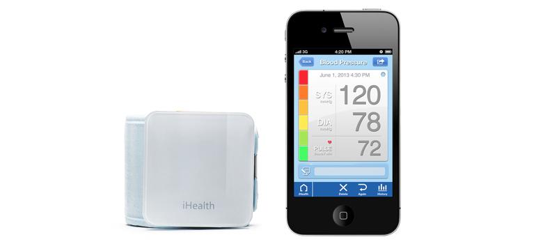 iHealth Wireless Blood Pressure Wrist Monitor
