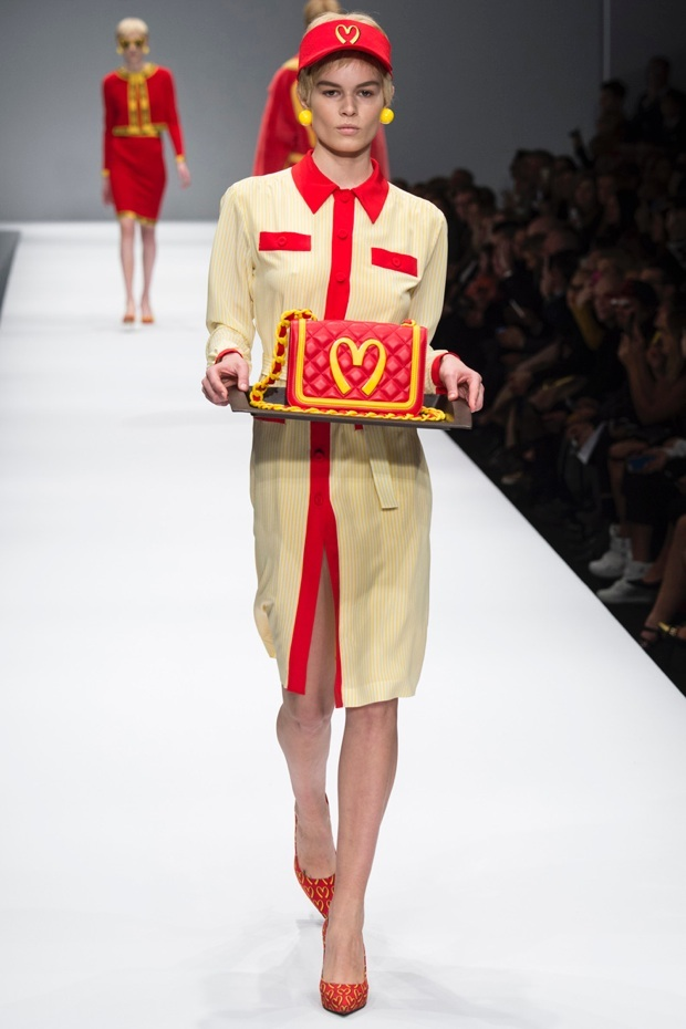 Moschino Fall 2014 | Milan Fashion Week