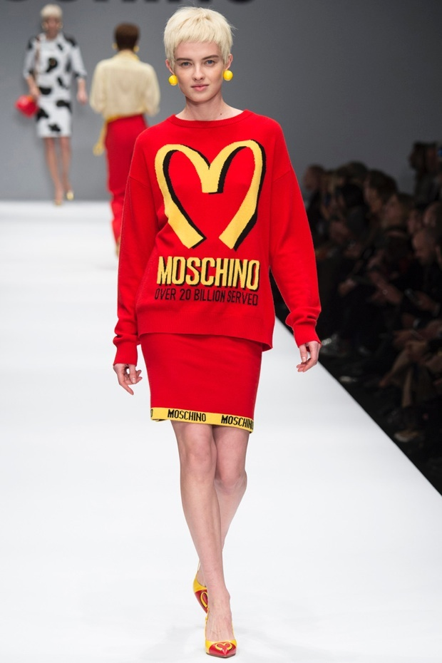 Moschino Fall 2014 | Milan Fashion Week