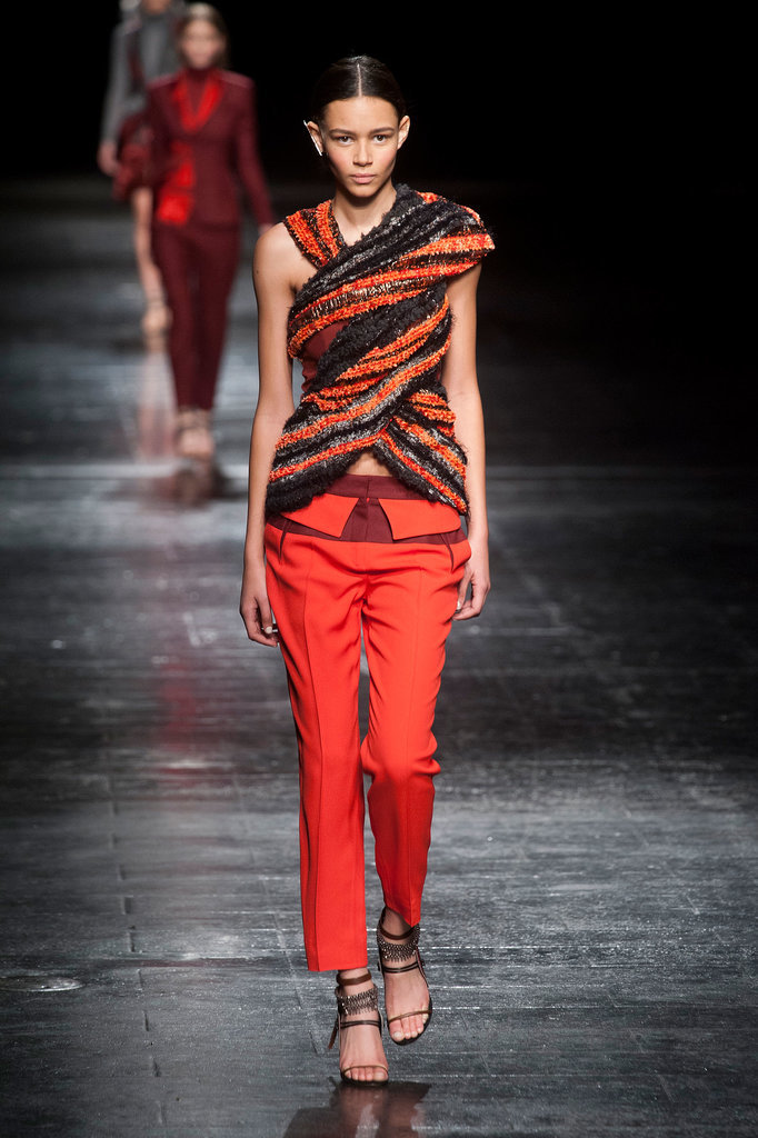 Prabal Gurung Fall Winter 2014 | New York Fashion Week