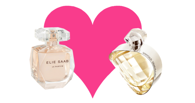 Top Fragrance choices for Valentines Day