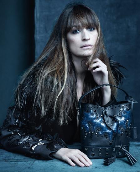 Louis Vuitton Spring Summer 2014 | Caroline de Maigret