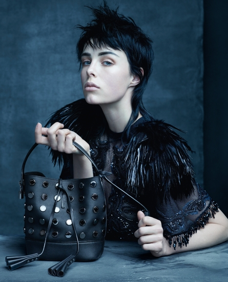 Louis Vuitton Spring Summer 2014 | Edie Campbell