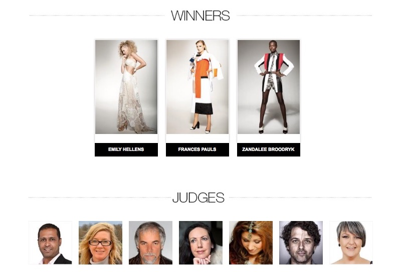 Foschini Fashion Design Awards 2014