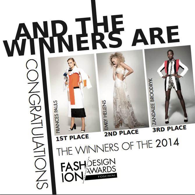 Foschini Fashion Design Awards | Winners Announced