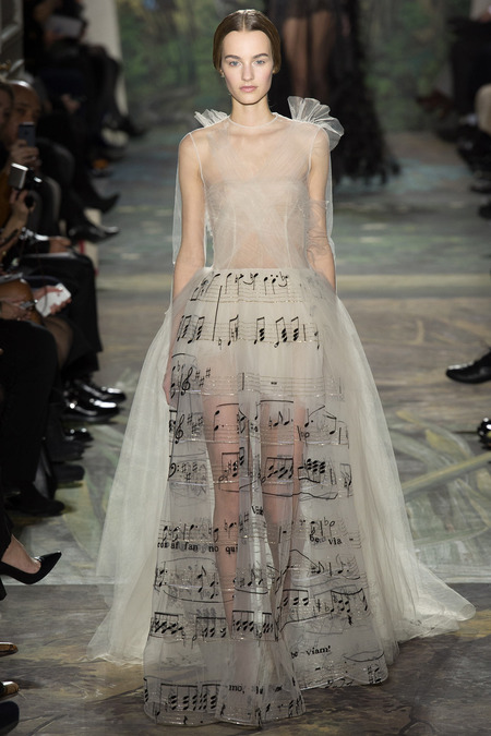 Valentino Haute Couture Spring Summer 2014