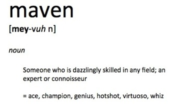 Meaning of Maven