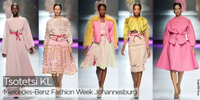 Tsotetsi KL -Mercedes-Benz Fashion Week Joburg