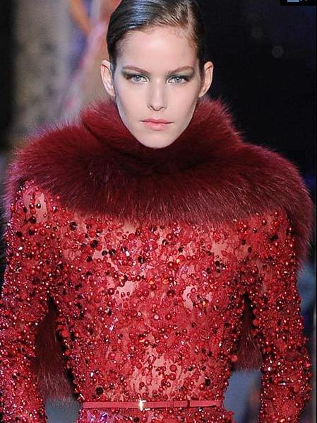 Fall 2014 Couture Week | Elie Saab