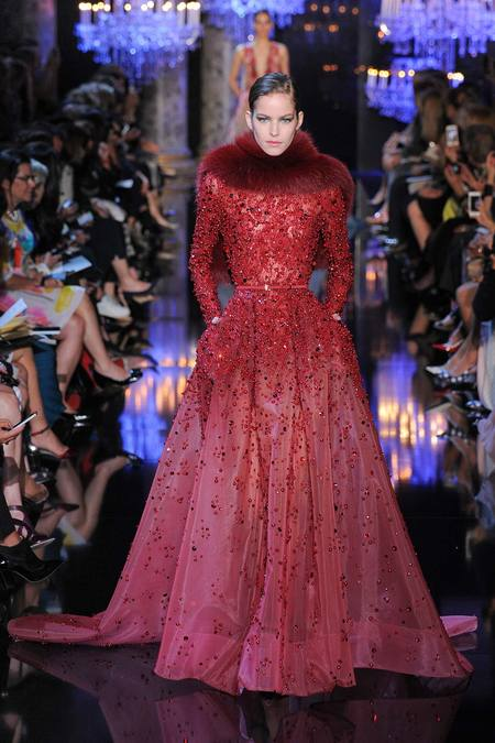 Fall 2014 Couture Week | Elie Saab