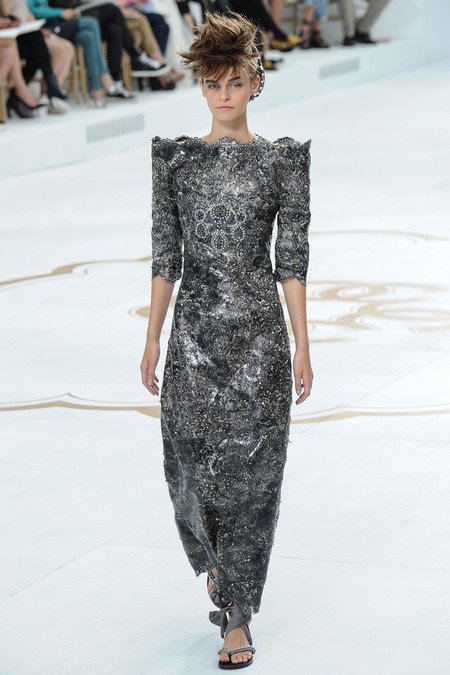 Fall 2014 Couture Week | Chanel