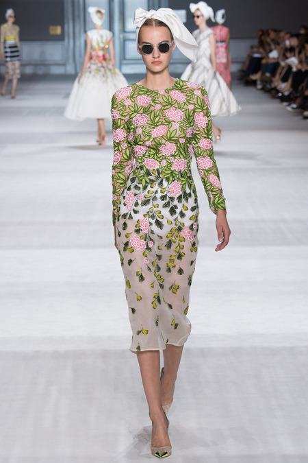 Fall 2014 Couture Week | Giambattista Valli
