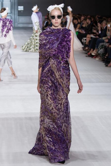 Fall 2014 Couture Week | Giambattista Valli
