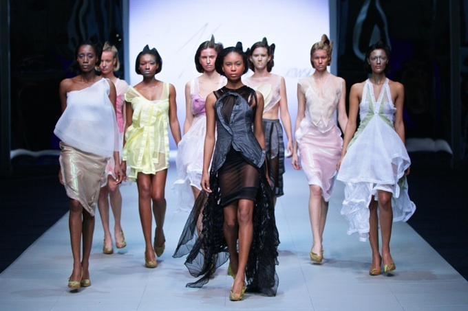 Mercedes-Benz Fashion Week Cape Town | Lara Klawikowski