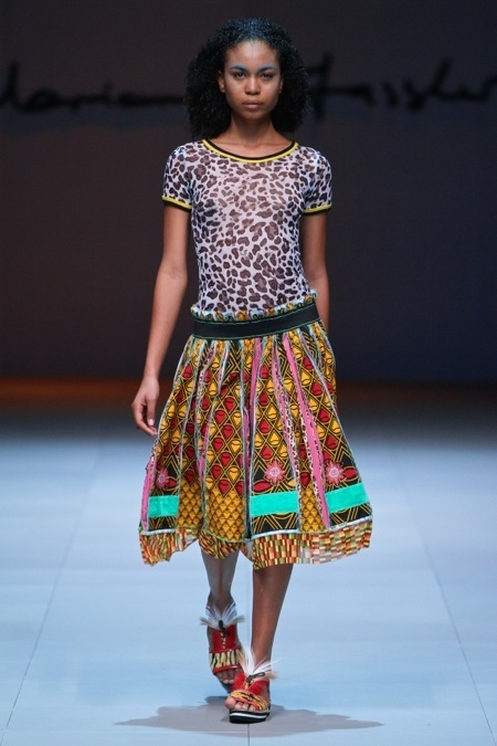 Mercedes-Benz Fashion Week Cape Town | Marianne Fassler