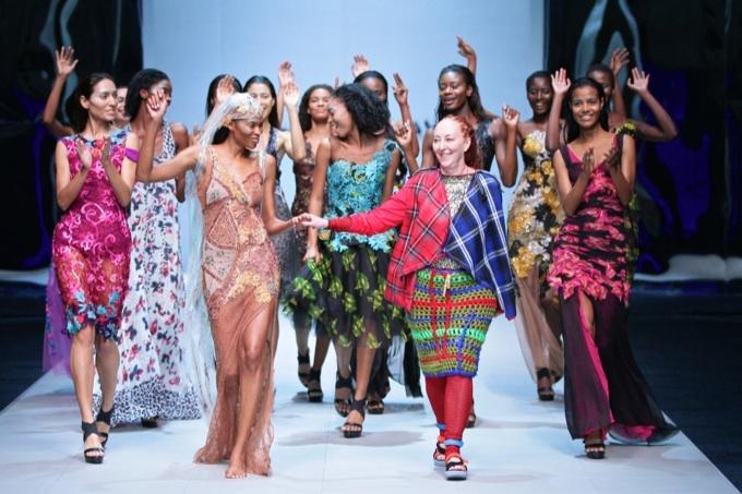Mercedes-Benz Fashion Week Cape Town | Marianne Fassler