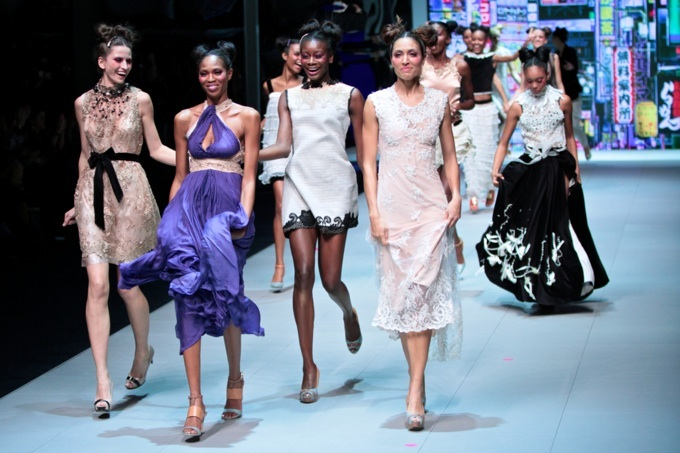 Mercedes-Benz Fashion Week Cape Town |Stefania Morland