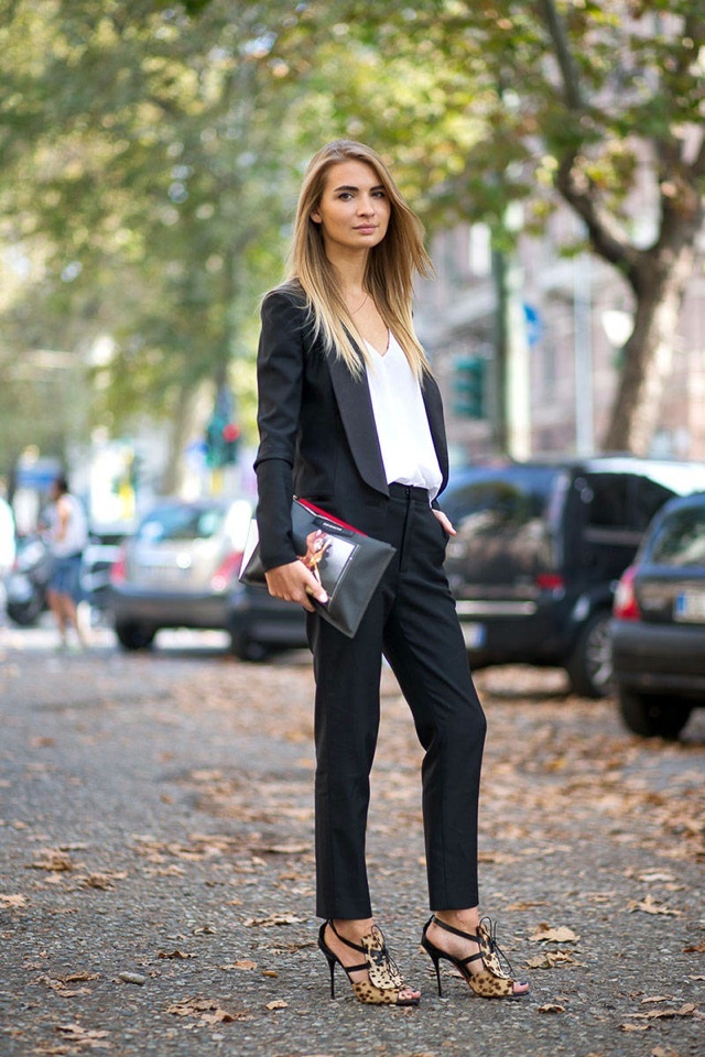 Street Style - Milan Fashion Week