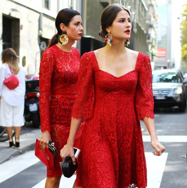 The Best Street Style from Milan Fashion Week SS 2015