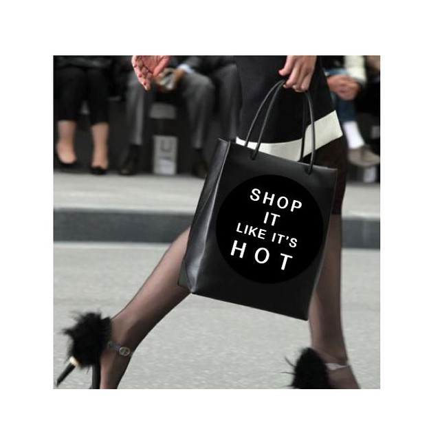 SHOP it likes it HOT with StyleSociety