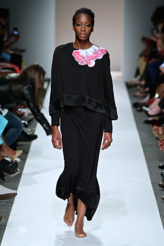Anneen Henze at SAFW ©SDR