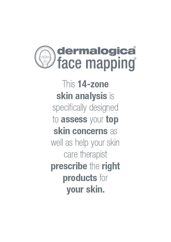 Dermalogica's Face Mapping®