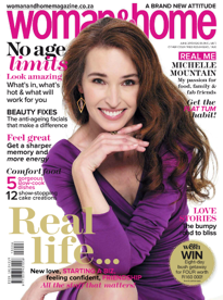 Woman & Home June 2013