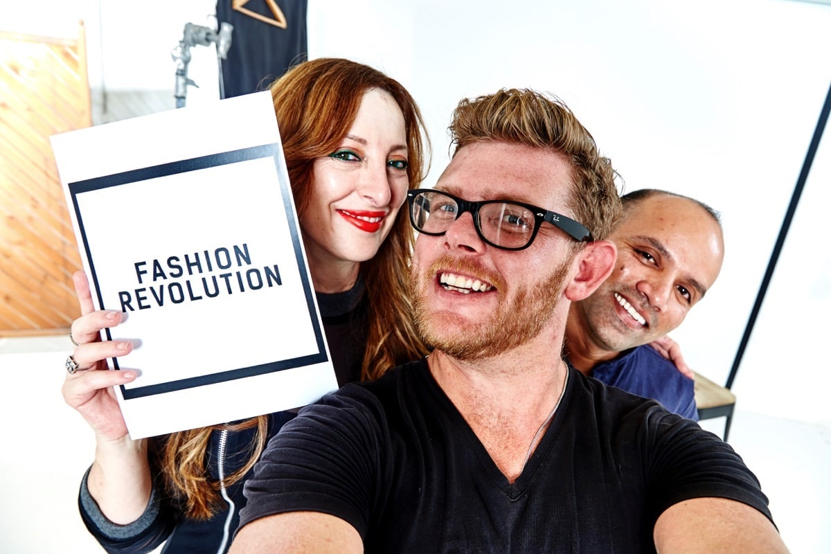 Fashion Revolution - The StyleSociety™ Exclusive