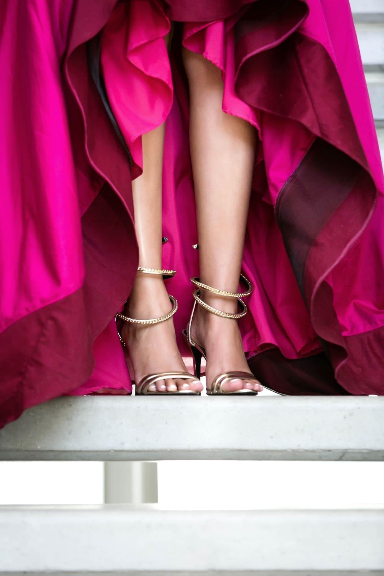 Kumari Govender Ball gown skirt