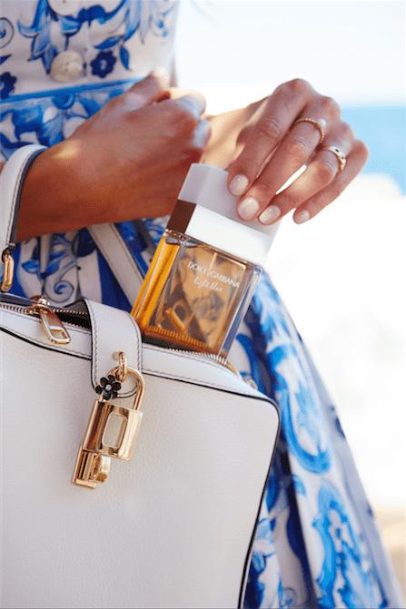 Dolce & Gabbana Light Blue | Sunset in Salina