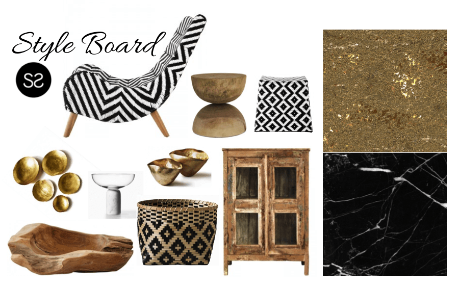 interior stylist mood boards