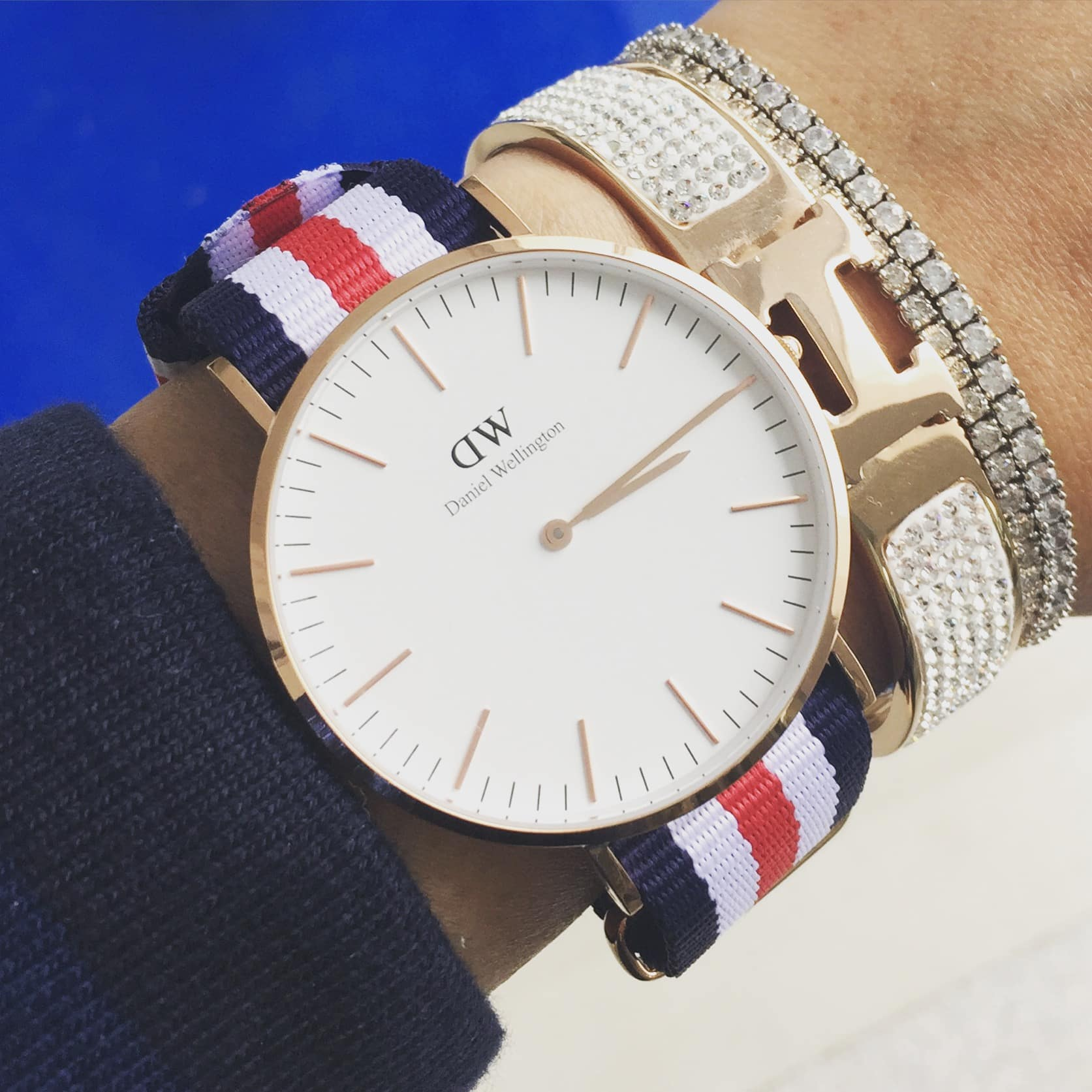 Daniel Wellington - Minimalistic Rose Gold Wonder