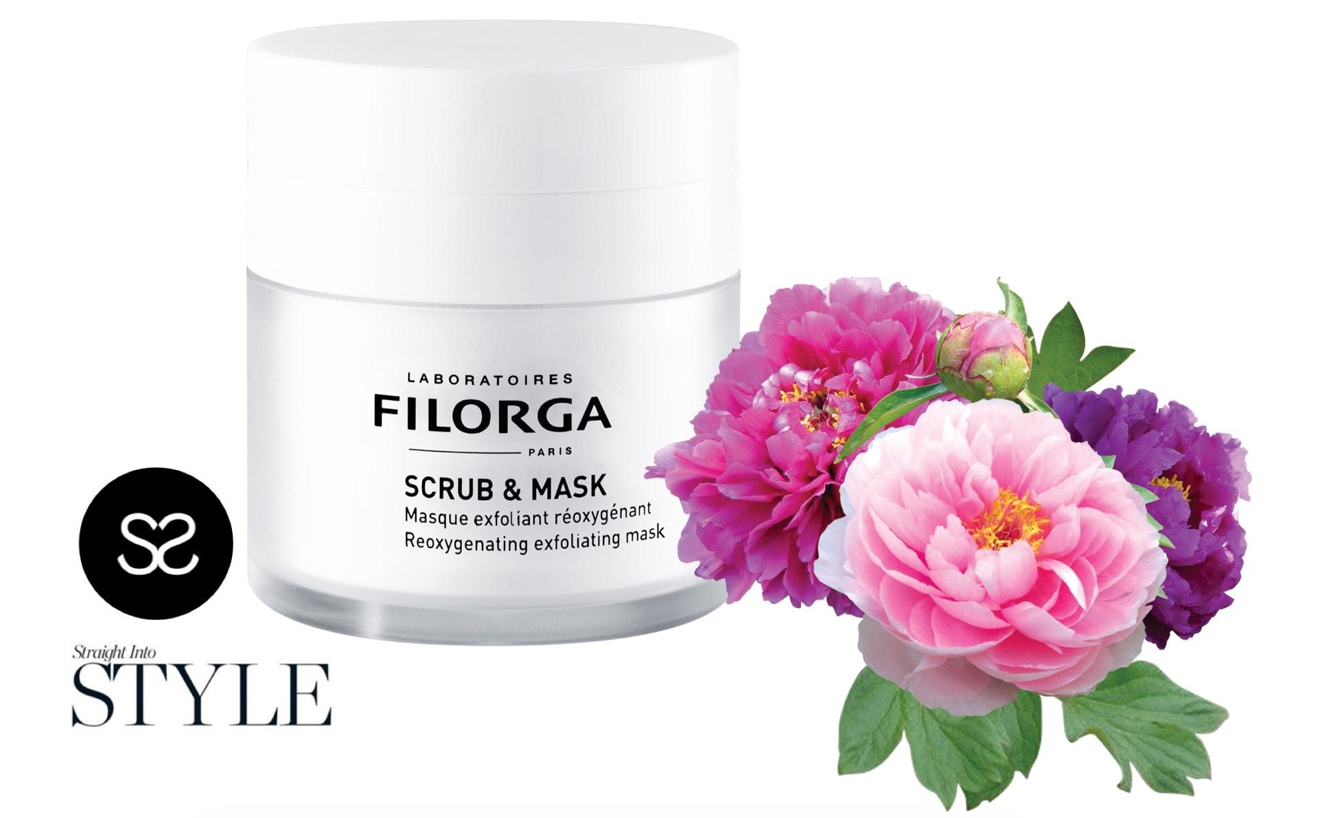 Filorga Scrub & Mask Reoxygenating Exfoliating Mask