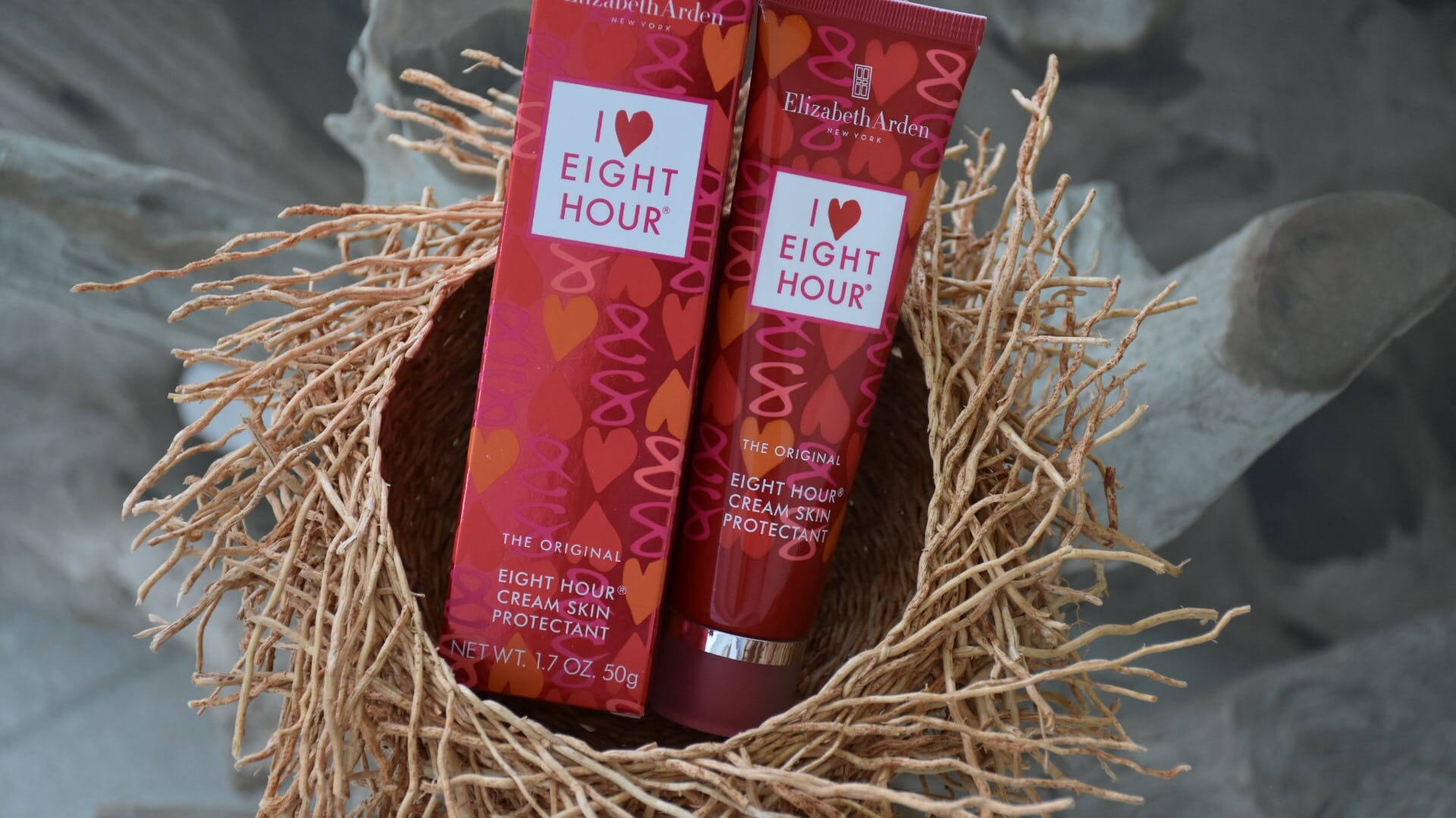 Elizabeth Arden I ❤️ Eight Hour® Limited Edition