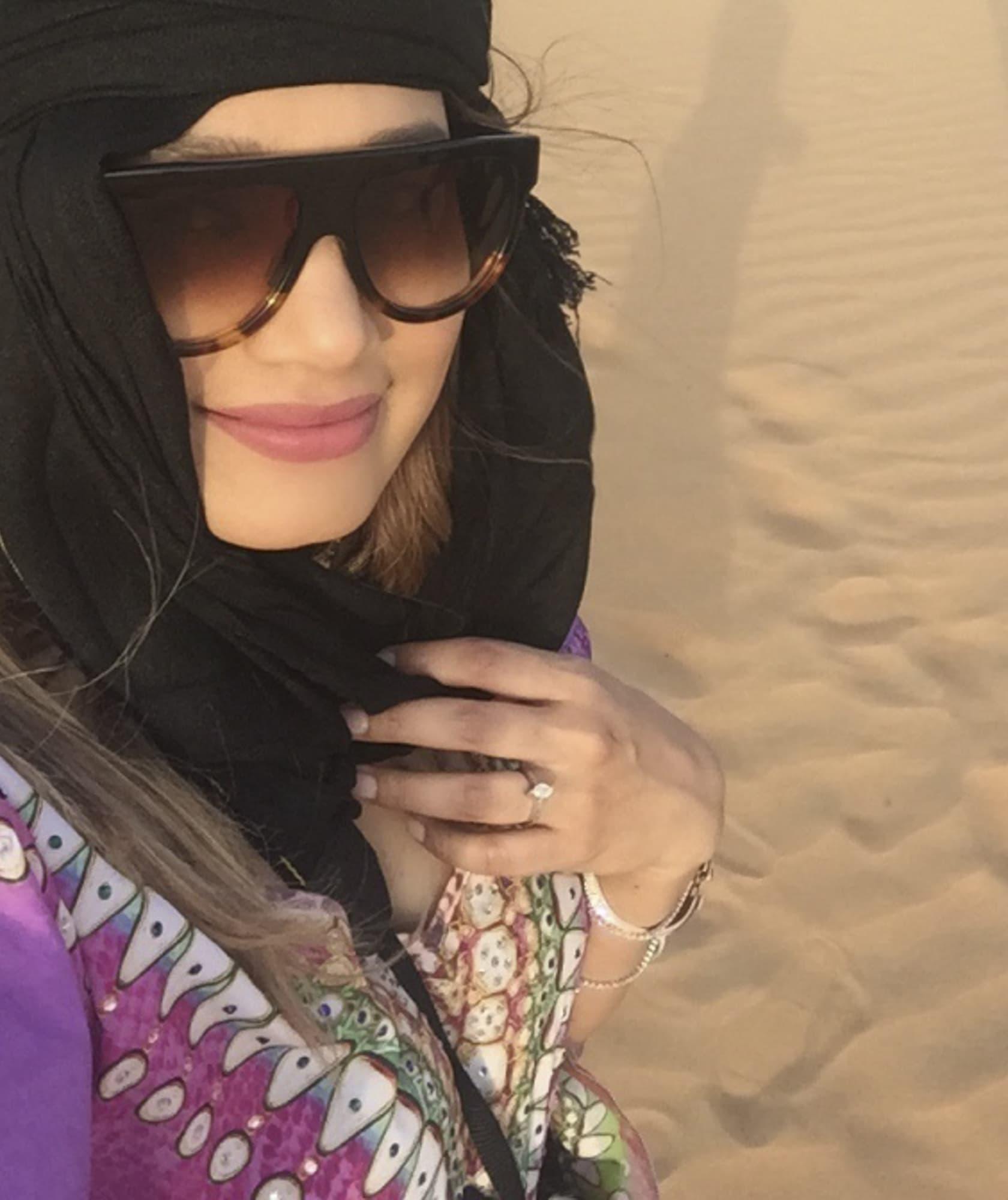 Kumari Govender Dubai