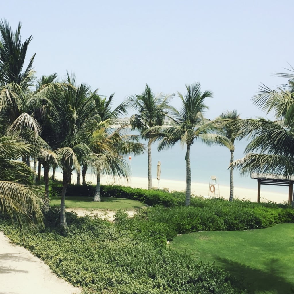 Dubai Travel Diaries - One&Only The Palm