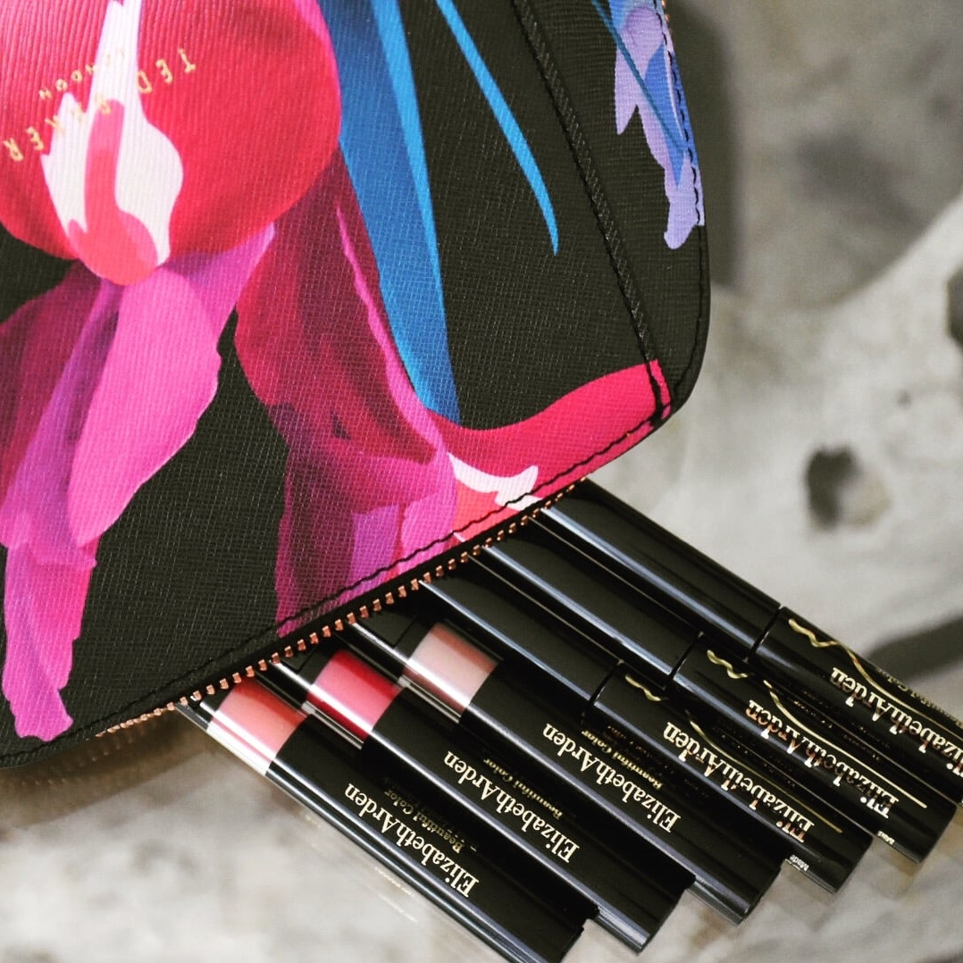 The New Elizabeth Arden Bold Liquid Assets Collection