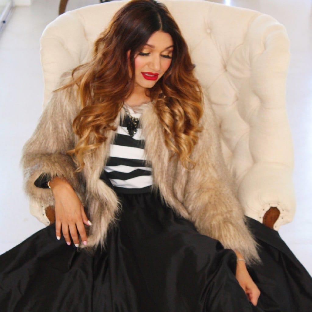 Kumari Govender Glamour Magazine Style Diary