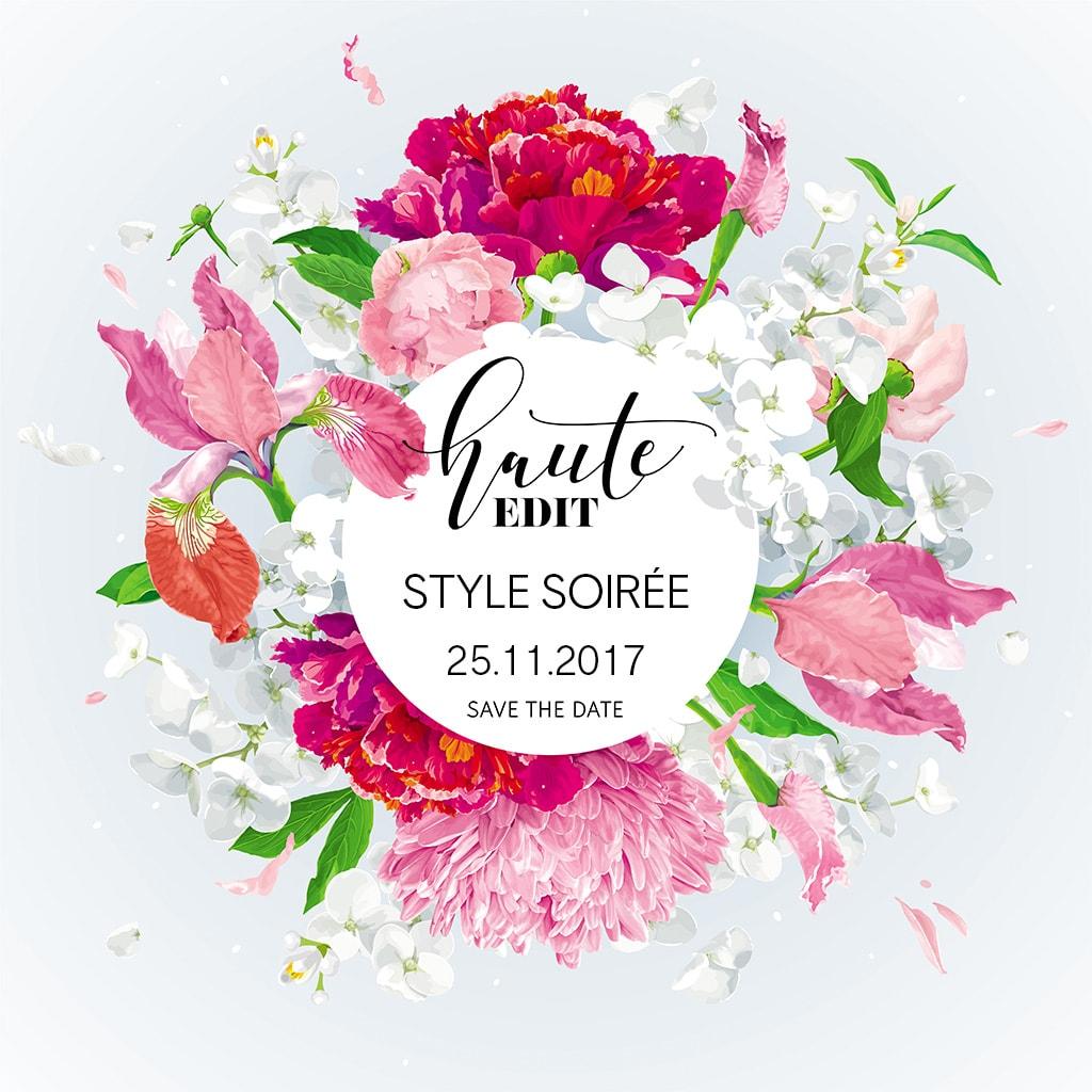 StyleSociety Pop-Up Boutique & Haute Edit Style Soirée
