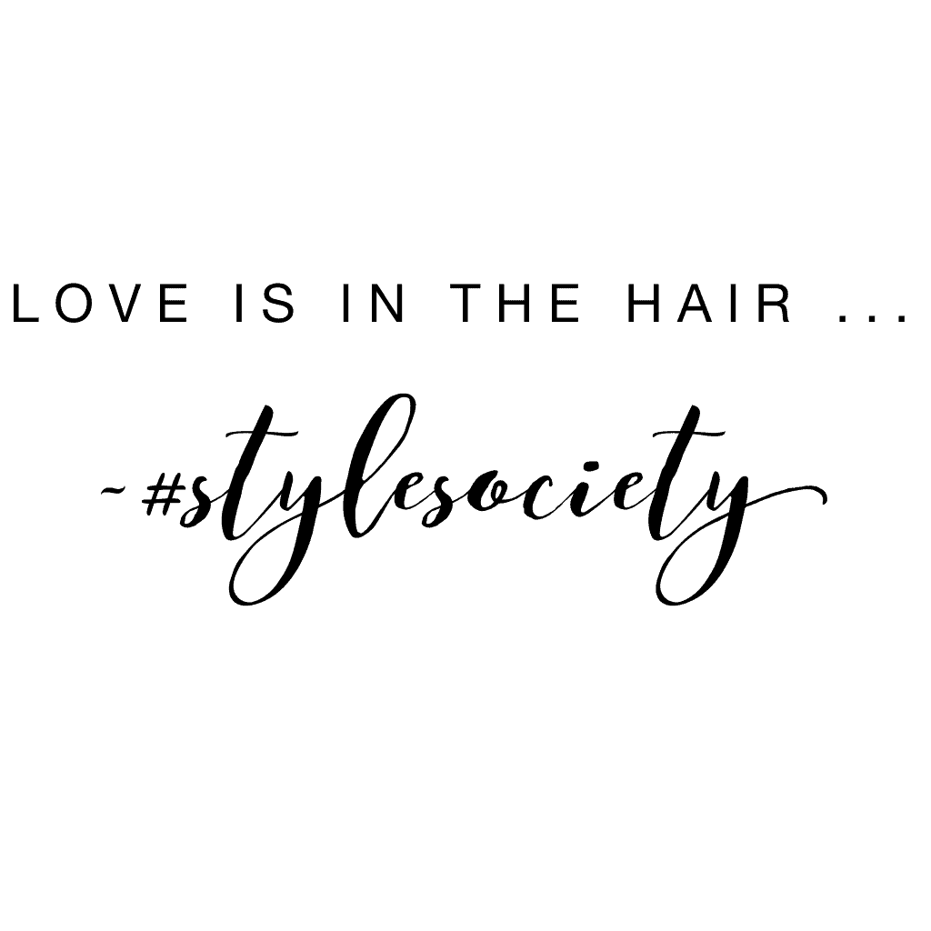Hair Quote - Love is in the Hair